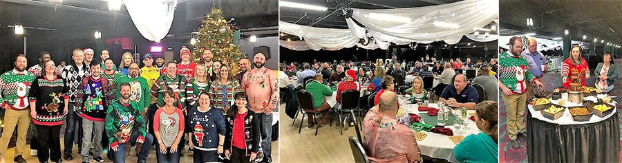 Annual Christmas Party 2018